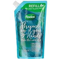 RADOX Anti-Bacterial Protect+ Replenishing Hand Wash Refill 500 ml - Tekuté mýdlo