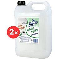 LINTEO SENSITIVE bílé 2× 5 l - Tekuté mýdlo