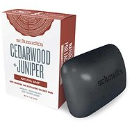 SCHMIDT'S Cedarwood + Juniper 142g - Bar Soap