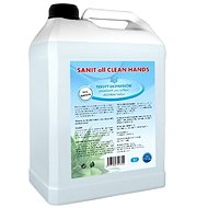 SANIT all Clean Hands 5 l - Dezinfekce na ruce
