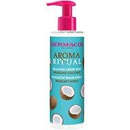 DERMACOL Aroma Ritual Brazilian Coconut Relaxing Liquid Soap 250 ml - Tekuté mýdlo