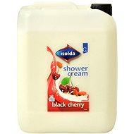 ISOLDA Tekuté mýdlo Černá třešeň s mandlovým mlékem 5 l - Tekuté mýdlo