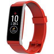 MyKronoz ZeFit4 Red/Silver - Chytré hodinky