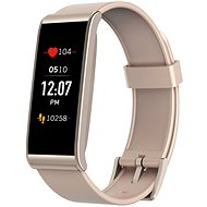 MyKronoz ZeFit4 HR Powder Pink/Gold - Chytré hodinky