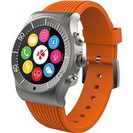 MyKronoz ZeSport Titanium Orange - Chytré hodinky