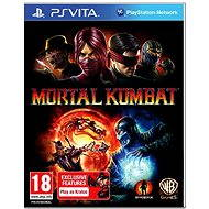 PS Vita - Mortal Kombat Ultra - Hra pro konzoli