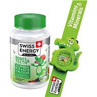 Swiss Energy Bones & Teeth Gummies 60 pcs + GIFT Watch - Multivitamin