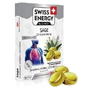 Swiss Energy Šalvěj+20 bylin past.12 - Bylinné pastilky
