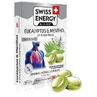 Swiss Energy Eukalypt+mentol+20 bylin past.12 - Bylinné pastilky