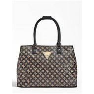 GUESS Travel Bag Wilder Peony Weekender Bag - Brown - Travel Bag