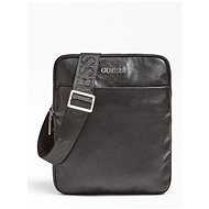 GUESS Vezzola 4g Logo Mini Crossbody Bag - Black - Brašna