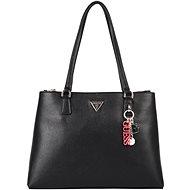 GUESS Becca Charm Shopper - Black - Handbag