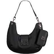 GUESS Brightside Large Hobo Bag - Black - Handbag