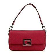 GUESS Brightside Shoulder Bag - Red - Kabelka