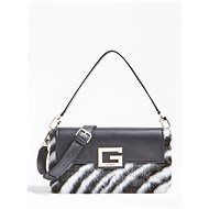 GUESS Brightside Shoulder Bag - Zebra - Handbag