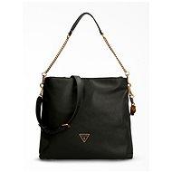 GUESS Destiny Strap Shoulder Bag - Black - Handbag