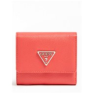 GUESS Kirby Logo Triange Wallet - Red - Wallet