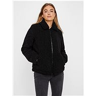 Černá zimní bunda Noisy May Gabi - Bunda