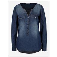 Blue denim blouse Jacqueline de Yong Wyre - Blouse