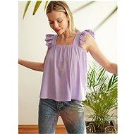 Light purple Trendyol blouse - Blouse