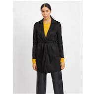 Černý lehký kabát VILA XS - Kabát