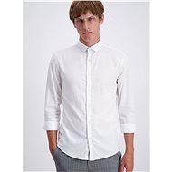 Bílá slim fit košile Lindbergh  - Košile