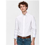 Bílá slim fit košile Selected Homme Mark - Košile