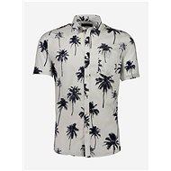 Bílá vzorovaná košile Shine Original - Košile