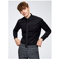 Black Formal Slim Fit Shirt Selected Homme Pen-Pelle - Shirt