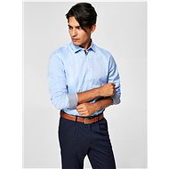 Blue formal slim fit shirt Selected Homme One New - Shirt