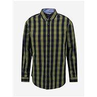 Blue-green men's plaid shirt ZOOT Richard - Shirt