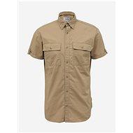 Light brown slim fit shirt Jack & Jones Marc - Shirt