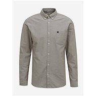 Šedá košile Selected Homme Collect - Košile