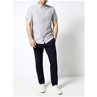 Šedá vzorovaná košile Burton Menswear London - Košile