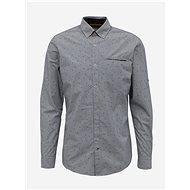 Šedá vzorovaná košile Jack & Jones Paris - Košile