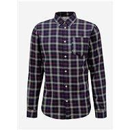 Tmavě modrá kostkovaná košile Selected Homme Matthew - Košile
