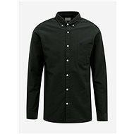 Tmavě zelená košile Selected Homme Collect - Košile