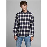 Green Checkered Shirt Jack & Jones Eplain - Shirt