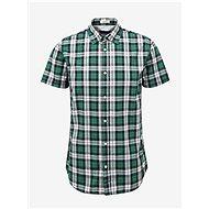 Zelená kostkovaná košile Jack & Jones Chad - Košile