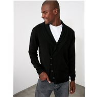 Men's Black Cardigan Trendyol - Jumper