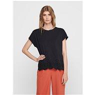 Černé tričko ONLY Cosma - Dámské tričko