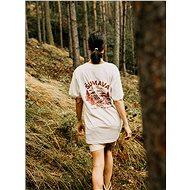 Cream women's t-shirt ZOOT Original Šumava - Women's T-Shirt