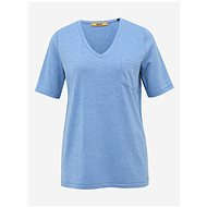 Light blue women's basic T-shirt ZOOT Baseline Bianca - Women's T-Shirt