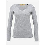 Světle šedé dámské basic tričko ZOOT Baseline Tamara - Dámské tričko