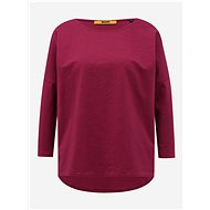 Dark pink women's basic T-shirt ZOOT Baseline Rosie - Women's T-Shirt