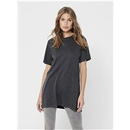 Dark gray oversize T-shirt Jacqueline de Yong Kris - Women's T-Shirt