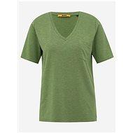Zelené dámské basic tričko ZOOT Baseline Bianca - Dámské tričko