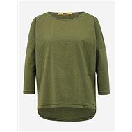 Zelené dámské basic tričko ZOOT Baseline Rosie - Dámské tričko