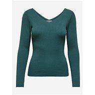 Zelené tričko Jacqueline de Yong Nannna - Dámské tričko