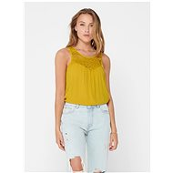Mustard Yellow Top ONLY Vide - Women's Top